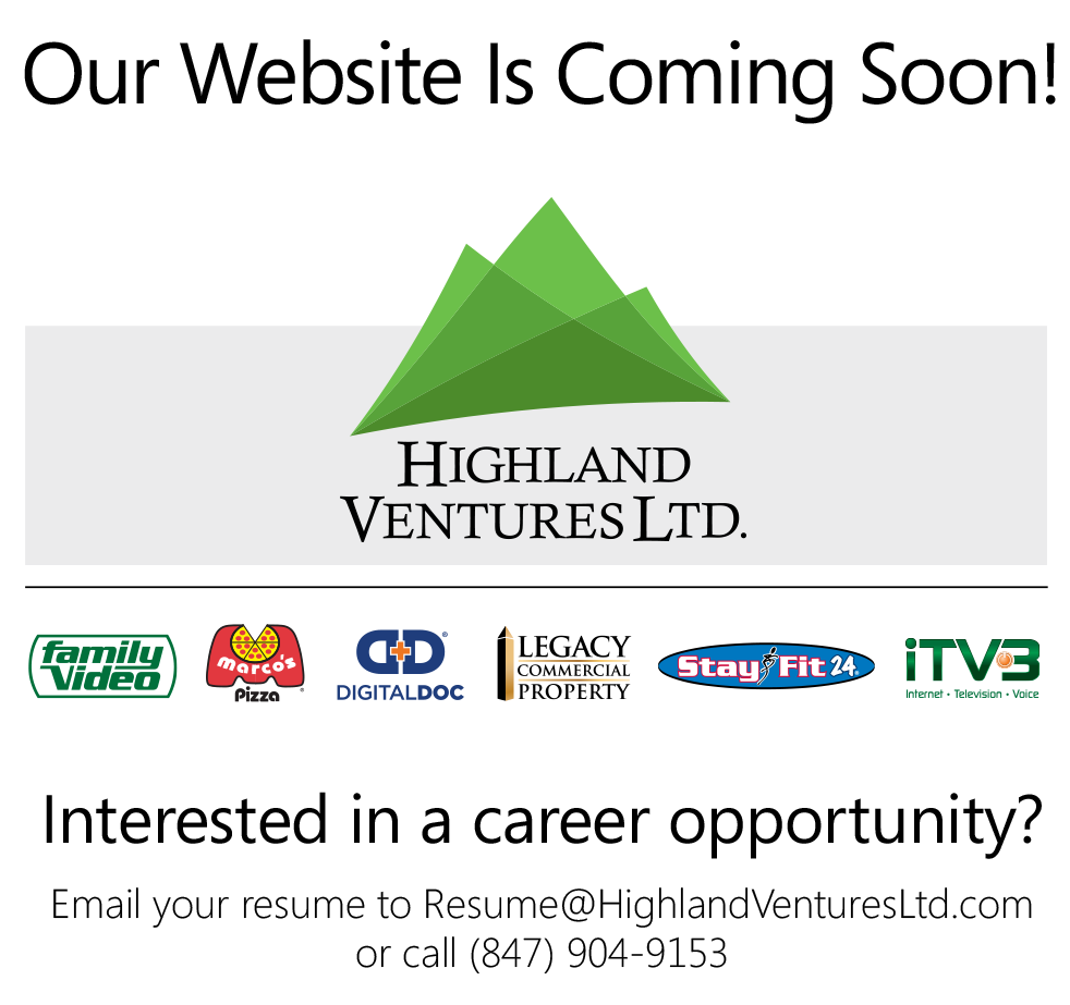 Highland Ventures Ltd.